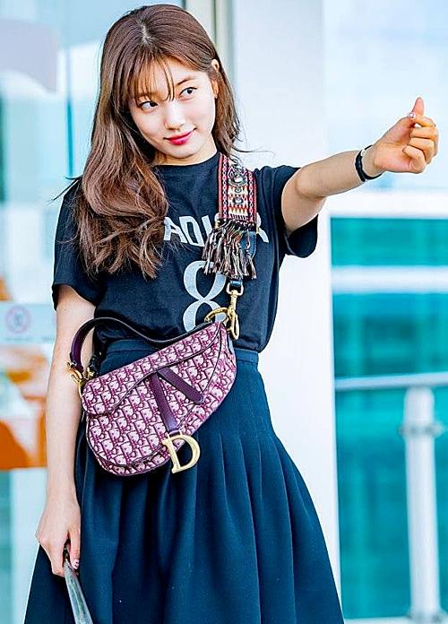 Tuy vậy, nhiều netizen vẫn thông cảm và dành lời khen cho nhan sắc của cô nàng. Ngoại hình tròn một chút cũng không hề làm ảnh hưởng đến phong độ Suzy.