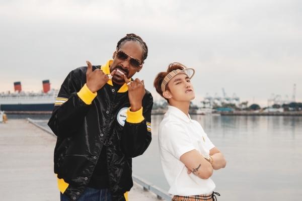 Sơn Tùng M-TP và huyền thoại rap Snoop Dogg