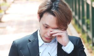 Park Yoo Chun bật khóc khi nhận án 2 năm tù treo vì sử dụng ma túy