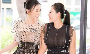Phương Oanh, Thanh Hương diện đồ xuyên thấu