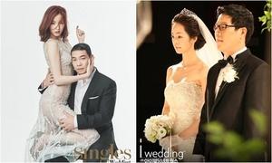 10 cuộc hôn nhân tan vỡ 'siêu tốc' của làng giải trí Hàn