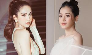 3 kiểu tóc giúp mỹ nhân Việt tạo vẻ sang chảnh khi đi tiệc