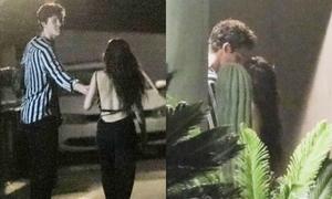 Shawn Mendes và Camila Cabello bị bắt gặp hẹn hò