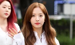 Bona (WJSN) bị chê 'hớ hênh' khi diện mốt giấu quần đến Music Bank