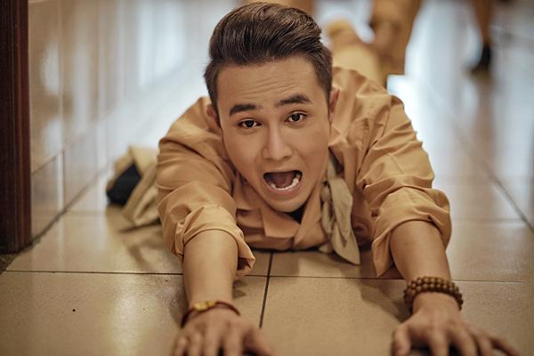 Huỳnh Lập đóng vai chính kiêm biên kịch của phim.