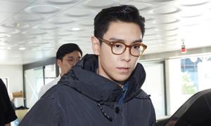 T.O.P (Big Bang) vào top trend toàn cầu trong ngày cuối cùng tại ngũ