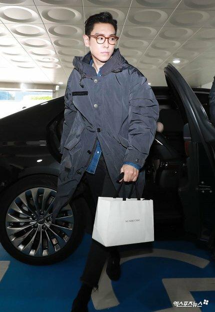 T.O.P đang là tâm điểm chú ý của fan Kpop ngày hôm nay.