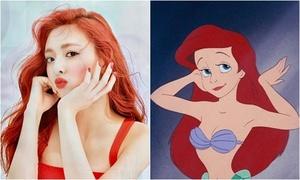 Những idol có ngoại hình hoàn hảo nhất cho vai công chúa Ariel