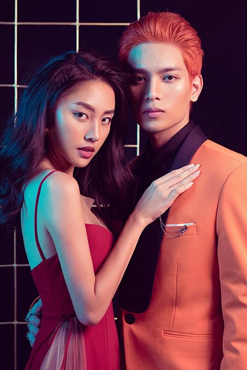 Yong Anhh cùng Thanh Vy trong MV mới.