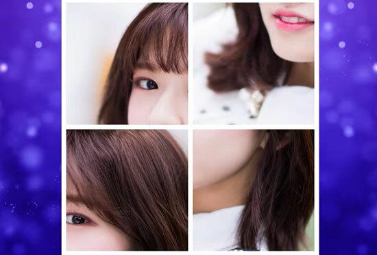 Trộn 4 mảnh ghép lộn xộn, bạn có biết đó là idol Kpop nào? (4) - 2