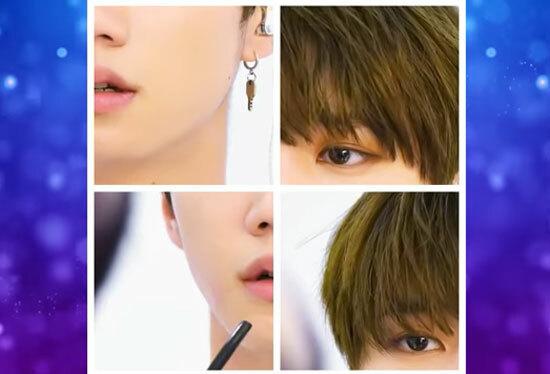 Trộn 4 mảnh ghép lộn xộn, bạn có biết đó là idol Kpop nào? (4) - 5