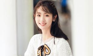 Nữ thần thanh xuân mới của màn ảnh nhỏ Trung Quốc