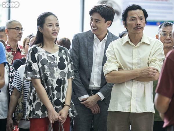 Yếu tố phục trang cho thấy khả năng biến hóa, đầu tư cho vai diễn của Thu Quỳnh qua các bộ phim.