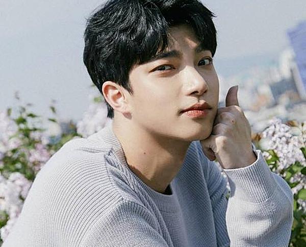 Nam diễn viên Oh Seung Yoon.