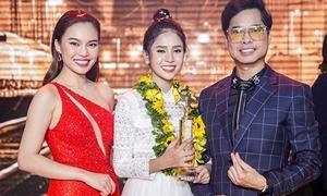 Học trò Ngọc Sơn - Giang Hồng Ngọc giành Quán quân Thần tượng Bolero 2019