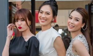 Bộ ba người đẹp màn ảnh Việt tíu tít như chị em gái
