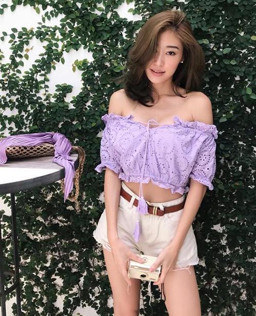 Gu thời trang ấn tượng giúp mỹ nhân 32 tuổi được xem là một fashionista hàng đầu, thường xuyên được khán giả học hỏi cách ăn mặc.
