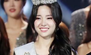 Tân Hoa hậu Hàn bị phát hiện là con gái của kẻ bạo hành