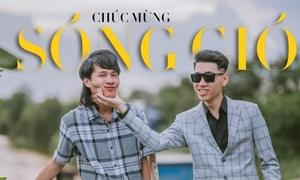 MV 'Sóng gió' vượt mặt 'Hãy trao cho anh' giành top 1 trending YouTube
