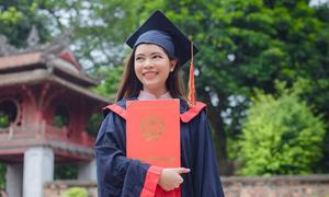 Tình yêu Việt Nam của nữ thủ khoa người Thái Lan