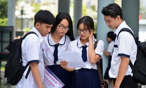 Hơn 3.000 thí sinh trượt tốt nghiệp vì bị điểm liệt