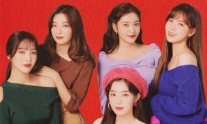Red Velvet vượt Black Pink, đứng đầu BXH girlgroup hot nhất tháng 7