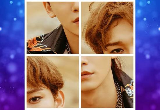 Trộn 4 mảnh ghép lộn xộn, bạn có biết đó là idol Kpop nào? (5)