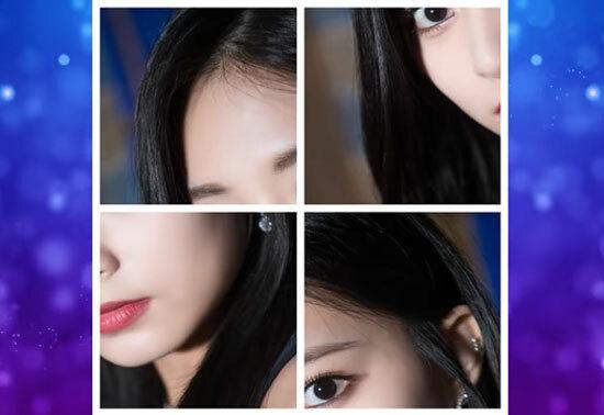 Trộn 4 mảnh ghép lộn xộn, bạn có biết đó là idol Kpop nào? (5) - 1