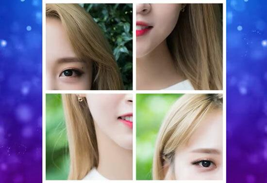 Trộn 4 mảnh ghép lộn xộn, bạn có biết đó là idol Kpop nào? (5) - 3