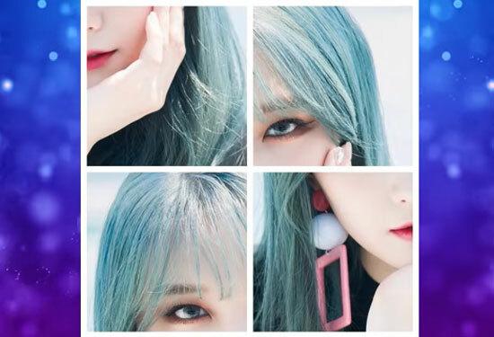 Trộn 4 mảnh ghép lộn xộn, bạn có biết đó là idol Kpop nào? (5) - 7
