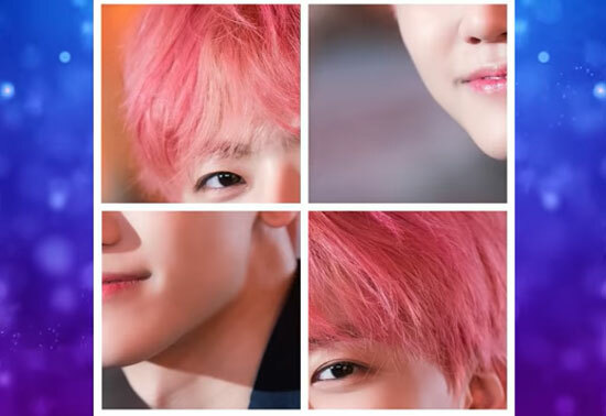 Trộn 4 mảnh ghép lộn xộn, bạn có biết đó là idol Kpop nào? (5) - 8