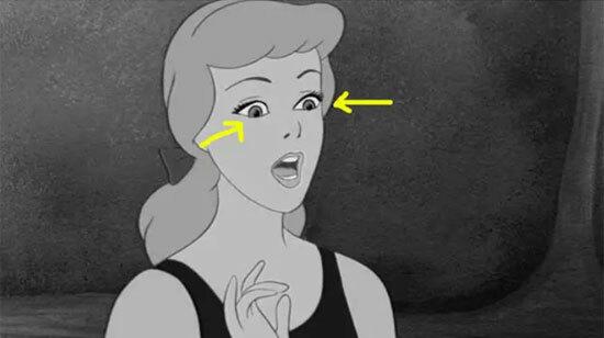 Màu sắc váy áo của công chúa Disney có làm khó bạn? - 1