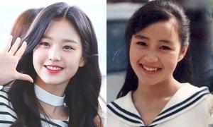 Jang Won Young được ví với 'nữ hoàng sexy' Kim Hye Soo thời trẻ