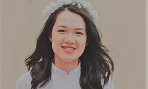 Nữ sinh Hà Tĩnh trở thành thủ khoa khối A1 của cả nước