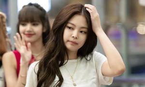 3 girlgroup hàng đầu Kpop đọ nhan sắc ở sân bay