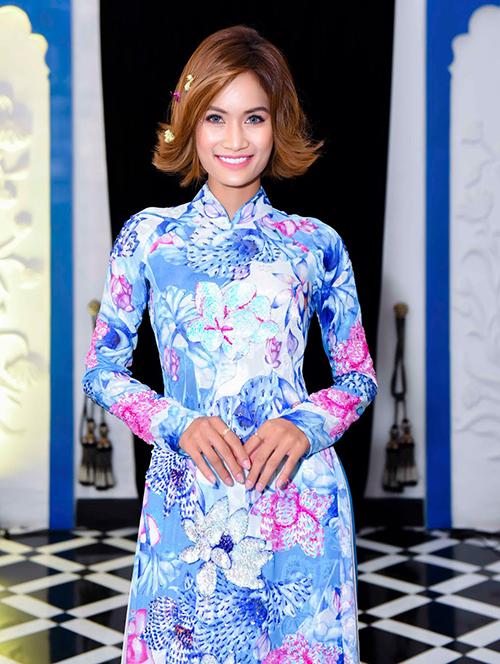 Khán giả còn từng biết đến thí sinh này qua cuộc thi Vietnam Fitness Model 2019.