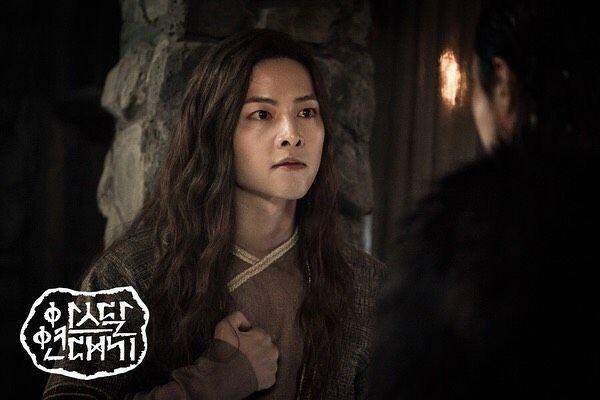 Song Joong Ki trong vai Sa Ya.