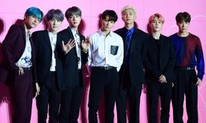 BTS được chọn là nhân tố ảnh hưởng tích cực đến thế hệ trẻ Hàn Quốc