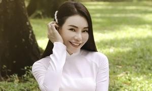 Trà Ngọc Hằng tiết lộ về thời học trò 'oanh liệt'