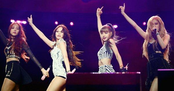 Black Pink tổ chức rất nhiều show concert trong năm qua.