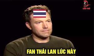 Ảnh chế Việt Nam - Thái Lan ở vòng loại thứ hai World Cup 2022