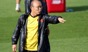 Báo Hàn: Thầy trò Park Hang-seo rơi vào bảng đấu khó
