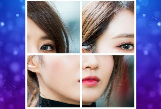 Trộn 4 mảnh ghép lộn xộn, bạn có biết đó là idol Kpop nào? (6) - 4