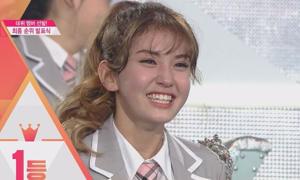 Khoảnh khắc công bố thí sinh chiến thắng trong chung kết 3 mùa Produce