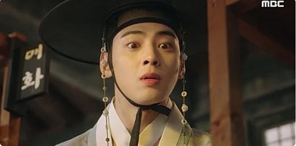 Cha Eun Woo diễn dở hơn cả thánh đơ Shin Se Kyung trong Rookie Historian Goo Hae Ryung - 2