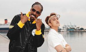'Snoop Dogg nổi tiếng hơn ở châu Á nhờ kết hợp cùng Sơn Tùng'