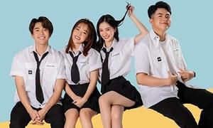 Webdrama học đường Việt quy tụ dàn diễn viên trai xinh gái đẹp