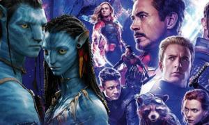 'Avengers: Endgame' vượt mặt 'Avatar' trở thành phim ăn khách nhất mọi thời đại