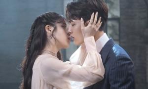 Cảnh hôn siêu ngọt của IU khiến rating 'Hotel Del Luna' tăng kỷ lục