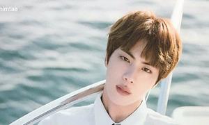 Jin (BTS) dẫn đầu danh sách idol nam được fan muốn đi nghỉ cùng